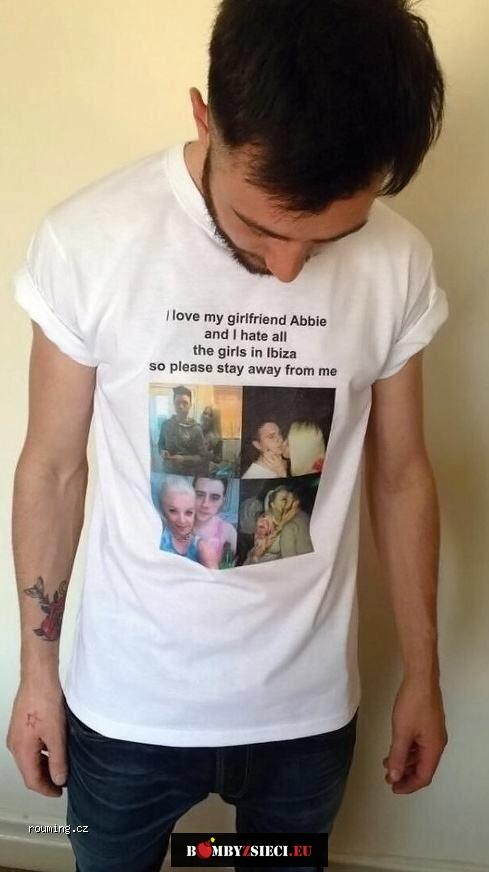 Safety tshirt