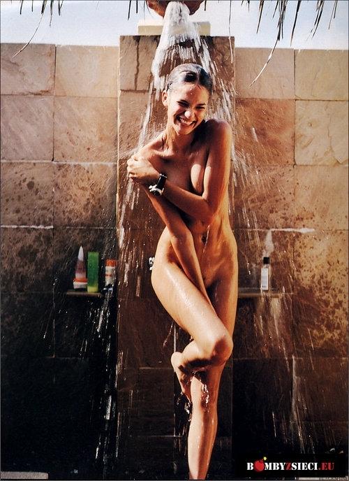 Prysznic z rana jak śmietana