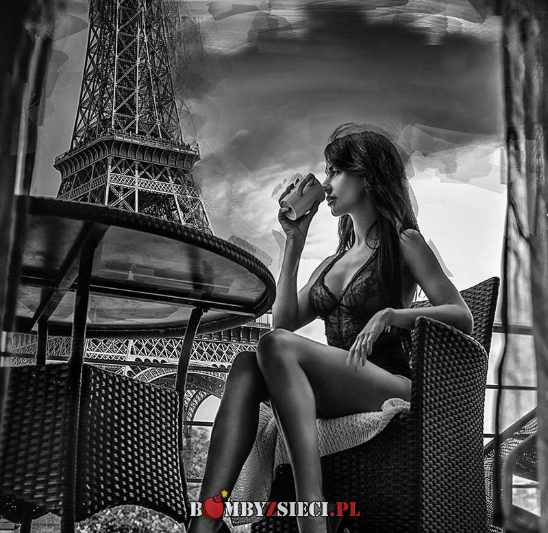 Kto potowarzyszy przy kawie w Paryżu
