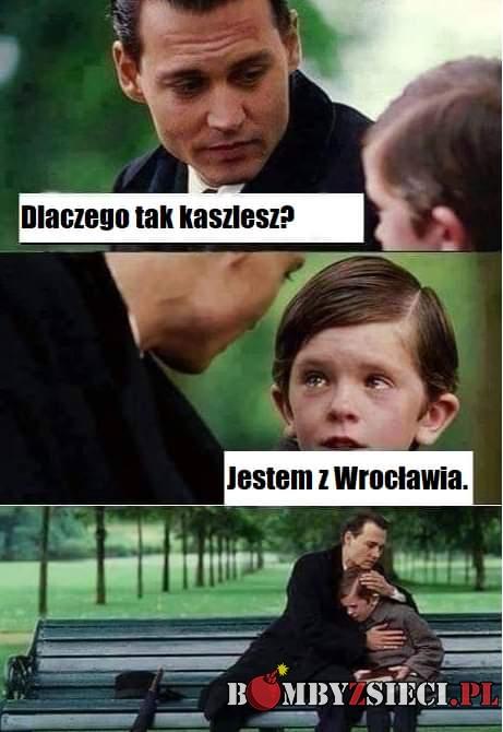 Pozdrawiamy Wrocław